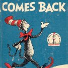 The Cat in the Hat comes Back by Dr. Seuss- HB