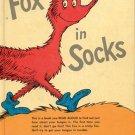 Fox in Socks by Dr. Seuss- HB