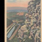 View Lover's Leap - Cumberland, MD-Postcard- (# 53)