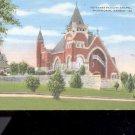 Veterans Facility chapel- Kansas- Postcard- (# 19)