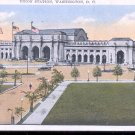 Union Station,Washington, D.C.   Postcard- (# 105)