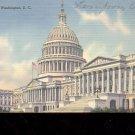 U. S. capitol, Washington, D.C.- Postcard- (# 102)