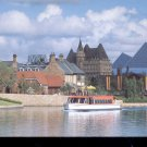 Walt Disney World Epcot Center- Transitional Voyage- Disney World-  Postcard- (# 83)
