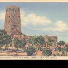 The Watchtower at Desert View, AZ-  Postcard- (# 9)