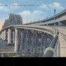 The new Huey P. Long Bridge- LA-  Postcard- (# 64)