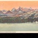 The Needles,  Colorado River, Arizona-   Postcard- (# 11)