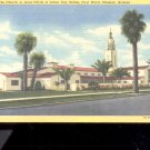 Church of Jesus Christ of Latter day Saints,  - Phoeniz, Arizonia-  Postcard- (# 42)