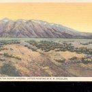 Sunset on the Desert- Arizona-  Postcard- (# 44)