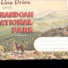 Shenandoah National Park -  Postcard Booklet- (# 110)