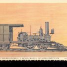 Original John Bull Engine,  U. S. National museum-Postcard- (# 50)