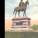 Major General Anthony Wayne Statue-  PA. - Postcard- (# 51)