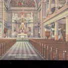 Interior of St. Lous Cathedral- La.- Postcard- (# 52)