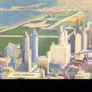 Hotel Sheraton, Chicago, Illinois-  Postcard- (# 33)