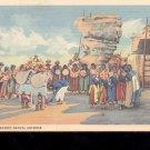Hopi Basket Dance, Arizona-  Postcard- (# 38)
