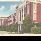 Hickory High School- Hickory, N.C.-  Postcard- (# 36)