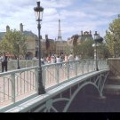 Walt Disney Epcot Center- France, World Showcase-  Disney- Postcard- (# 84)