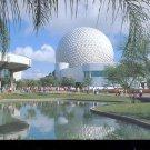 Communicore, Future World- Disney- Postcard- (# 78)