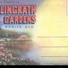 Bellingrath Gardens- Mobile- Postcard Booklet- (# 111)
