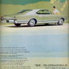 March 27, 1965- -'65 Oldsmobile   ad (# 2847)