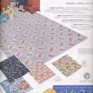 March 6, 1956 Gold seal Congoleum Floors and walls       ad (# 4444)