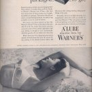 March 6, 1956 A'Lure elastic bra by Warner's    ad (# 4585)