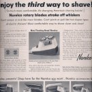 Feb. 12, 1963  Norelco speedshaver   ad (#3462 )