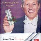 Dec. 13, 1955  PaperMate capri         ad (# 3109)