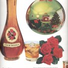 Dec. 13, 1955     Four Roses Whiskey      ad (# 3129 )