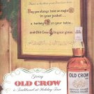 Dec. 13, 1955   Old Crow Whiskey       ad (# 3175 )