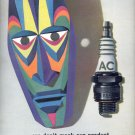 Feb. 12, 1963   AC Fire Ring Spark Plugs     ad (#3454 )