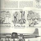 Jan. 1948   United Air Lines      ad ( # 1316)