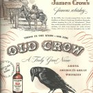 May 17, 1948   Old Crow Whiskey       ad ( #4083 )