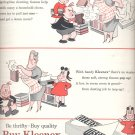 April 19, 1955   Kleenex tissues by Little Lulu   ad (# 2896 )