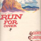 April 19, 1955   Run For Cover movie    ad (# 2899 )