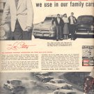 April 19, 1955  Champion Spark Plug Company with Lee Petty     ad (# 2890 )