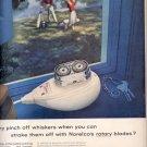 Oct. 28, 1957 -   Norelco Speedshaver  ad (# 3430)