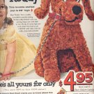 Oct. 28, 1957 -     Red Heart Dog Food   ad (# 3426)