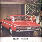Jan. 24, 1964 The 1964 Plymouth      ad  (# 3500 )