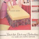 Sept. 12, 1955  Pacific Contour Sheets- Pacific Mills  ad (# 3517 )