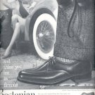 Sept. 12, 1955    Bostonian Lo-Slopes Shoes ad (# 3518 )