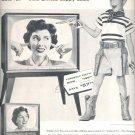 "Sept. 12, 1955    Admiral 24"" TV   ad (# 3525 )"