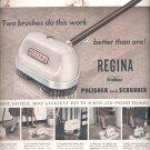 Sept. 12, 1955   Regina Polisher and Scrubber     ad (# 3530 )