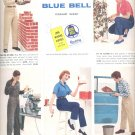 Sept. 12, 1955   Blue Bell casual Wear   ad (# 3544 )