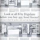 May 11, 1962  Frigidaire Food Freezer    ad (#3593 )