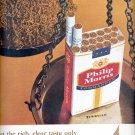 May 11, 1962  Philip Morris Commander Cigarettes   ad (#3607)