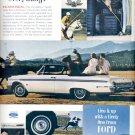May 11, 1962    Ford Fairlane Galaxie Thunderbird    ad (#3609)