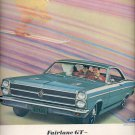 Dec. 3, 1965 - 1966  Ford Fairlane GT       ad  (# 3686 )