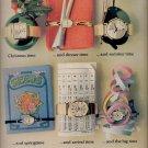 Dec. 3, 1965 -     Hamilton Watch Company   ad  (# 3703 )