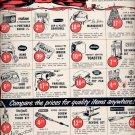 Dec. 3, 1965 -     Pro Hardware Stores   ad  (# 3705 )
