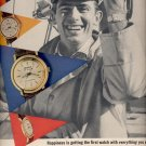 April 9, 1965  The Bulova Commander watch     ad  (# 3723 )